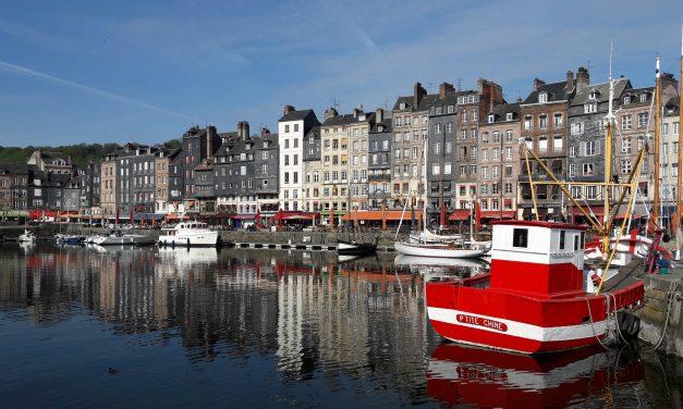 Die romantische Normandie