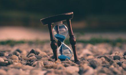 Die Zeit rennt…