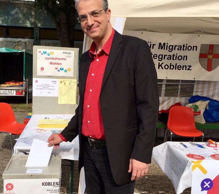 Im Interview: Serkan Genc, Türkische Gemeinde RLP