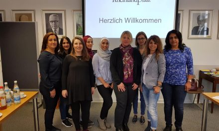 Migrantinnen in die Kommunalpolitik – RLP