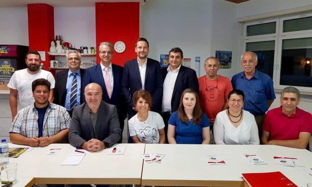SPD Rheinland-Pfalz zu Besuch