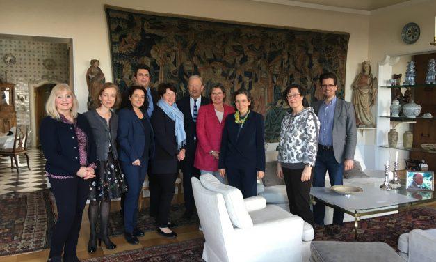 Museen brauchen Freunde und die Ludwig Stiftung