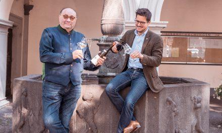 Wein verbindet Koblenzer mit Gästen